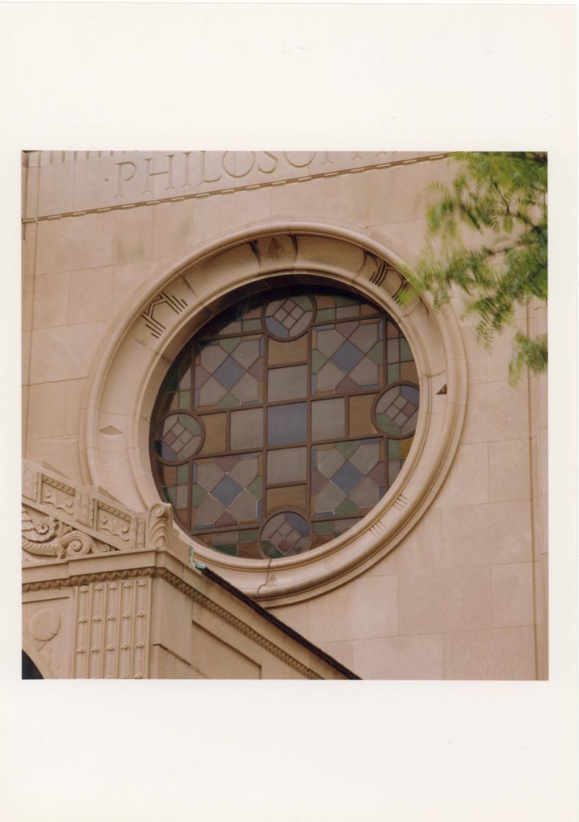 Cudahy Library Window