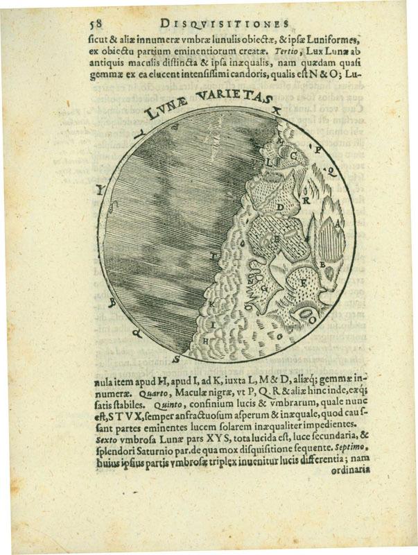 Disquistiones mathematicae de controuersijs et nouitatibus astronomicis, quas sub praesidio Christophori Scheiner, de [sic] Societate Iesu...(Ingolstadt, 1614)