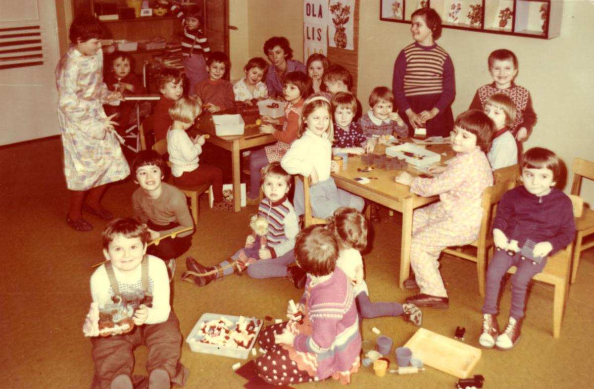 Children in Rehabilitation Sanatorium