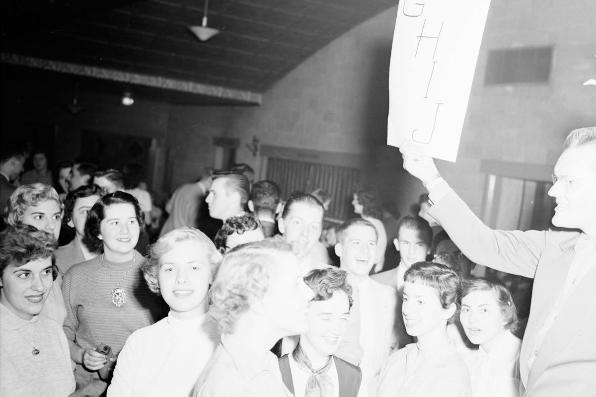 At the Bounce, 1953
