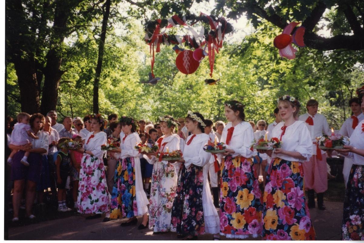 Wreath Ceremony