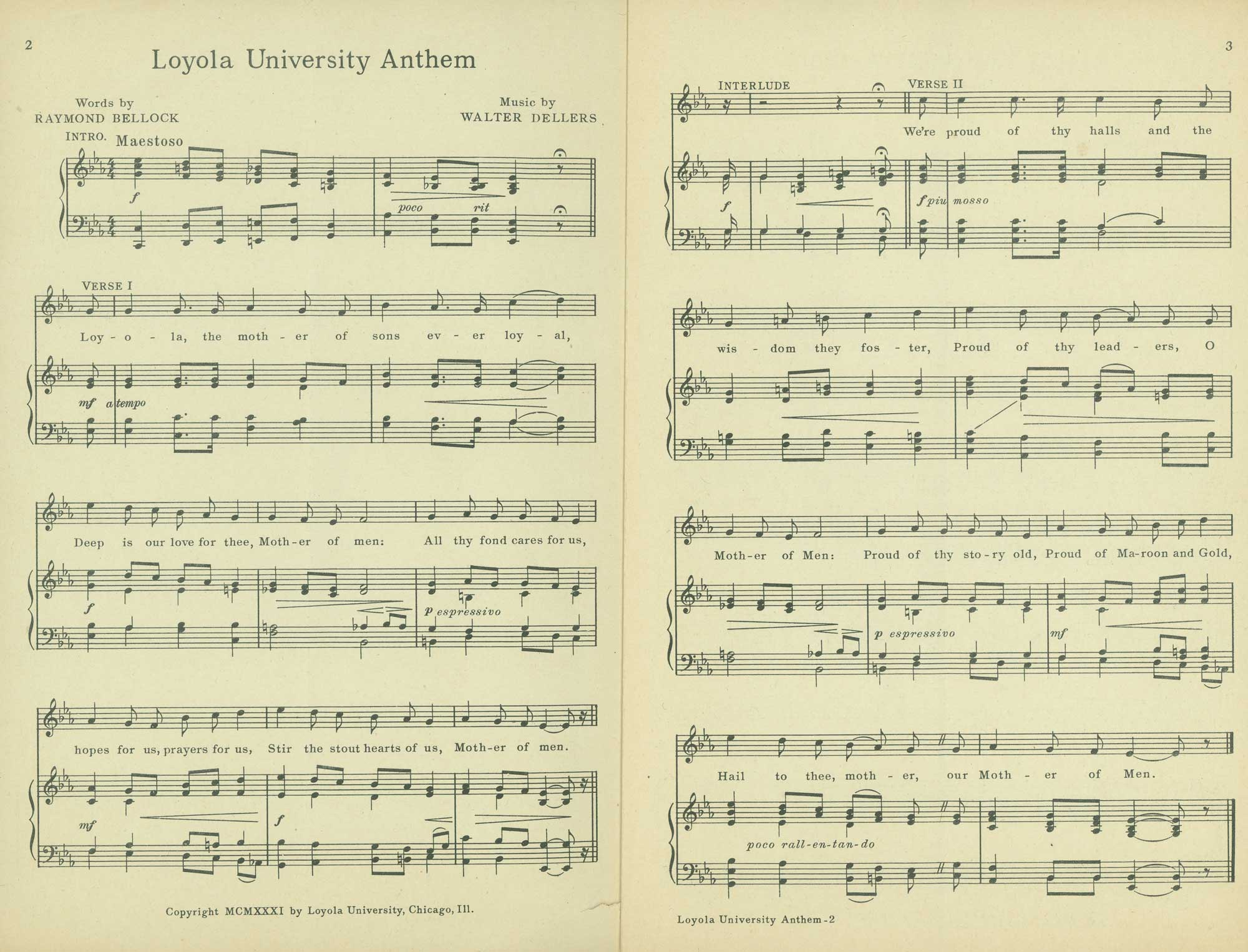 loyola fight song student transitions and outreach loyola loyola fight song