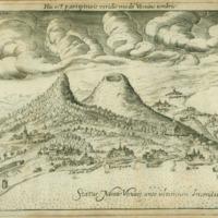 Mount Vesuvius before the eruption