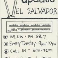 """""""Update El Salvador"""""""
