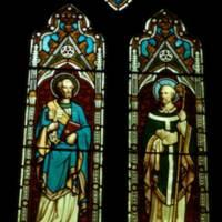 St. Beuno's-St. Peter Window