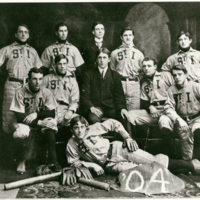St. Ignatius College Baseball Team 1904