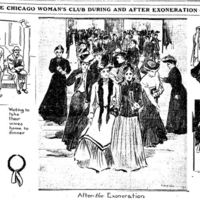 Trouble in the Chicago Woman's Club