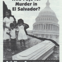 """Who Pays For Murder in El Salvador?"""