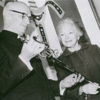 Helen Hayes, 1971 Sword of Loyola