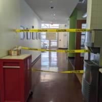 Stritch School of Medicine Cafeteria Closed