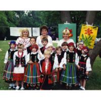 Children at Swietojanki