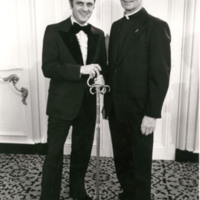Bob Newhart, 1975 Sword of Loyola