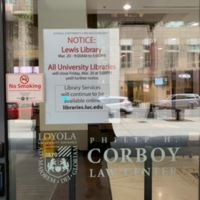 University Libraries Close
