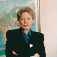 Portrait of Jeane Kirkpatrick