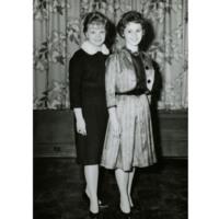 Carol Schabelski and Christine Kolaski