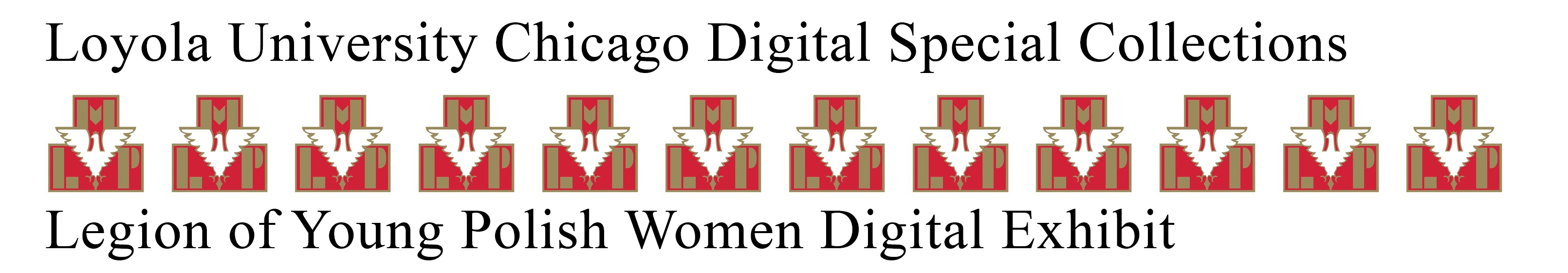 Loyola University Chicago Digital Special Collections