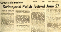 Swietojanki Article, 1971.jpg