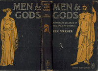 Men and Gods Version 1 Cover