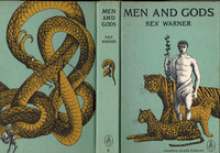 Men and Gods Version 2 Cover